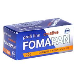 Фотоплёнка Fomapan 200 120