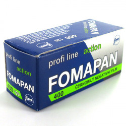 Фотоплёнка Fomapan 400 120