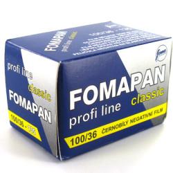 Фотоплёнка Fomapan 100 135