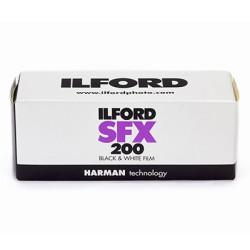 Фотоплёнка Ilford SFX 200 120