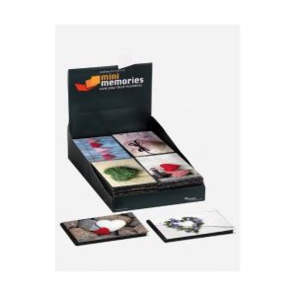 Альбом Walther Hearts MA-507 с карманами 10x15 (40 фото)