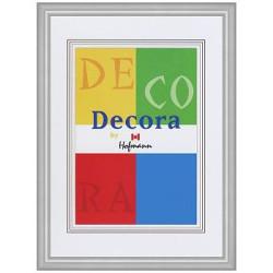 Фоторамка Hofmann Decora 13x18, серебристая