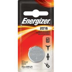 Батарейки Energizer 2016 3V - 1 штука