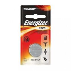 Батарейки Energizer 2025 3V - 1 штука