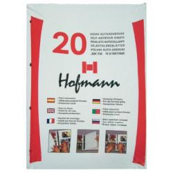 Доп. листы Hofmann магнитные (20 шт.)