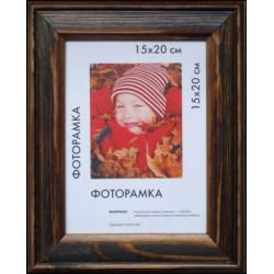 Фоторамка МЕТРИКА Полина 20x20, бук