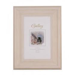 Фоторамка Gallery collection 696840-6 15x21, белая