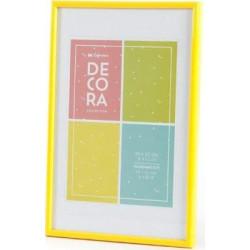 Фоторамка Hofmann Decora 10x15, жёлтая