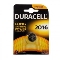 Батарейки Duracell CR2016 - 1 штука