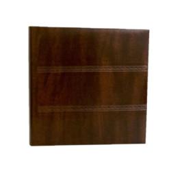 Альбом ZEP Sky коричневый для наклеивания (80 стр.), натуральная кожа
