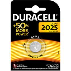 Батарейка Duracell CR2025 - 1 штука