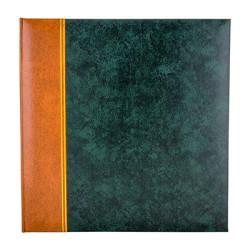 Альбом MPA 94141 с карманами 10x15, зелёный (500 фото)
