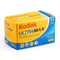 Фотоплёнка Kodak Ultra Max 400x24