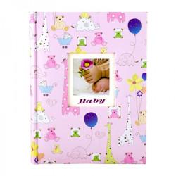 Альбом MPA 10125 с карманами 10x15 (200 фото), для девочек