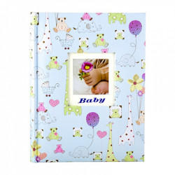 Альбом MPA 10225 с карманами 10x15 (200 фото), для мальчиков