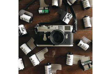 Виды пленок для фотоаппарата