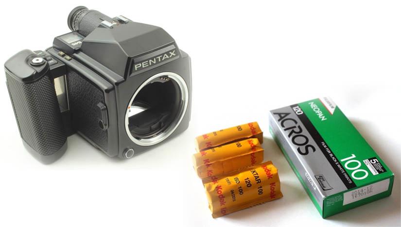 фотопленка типа 120