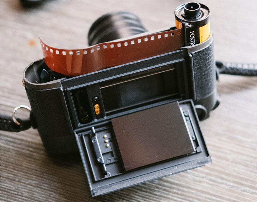 Пленка для фотоаппарата