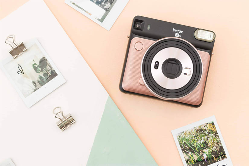 Камеры моментальной печати Fujifilm Instax
