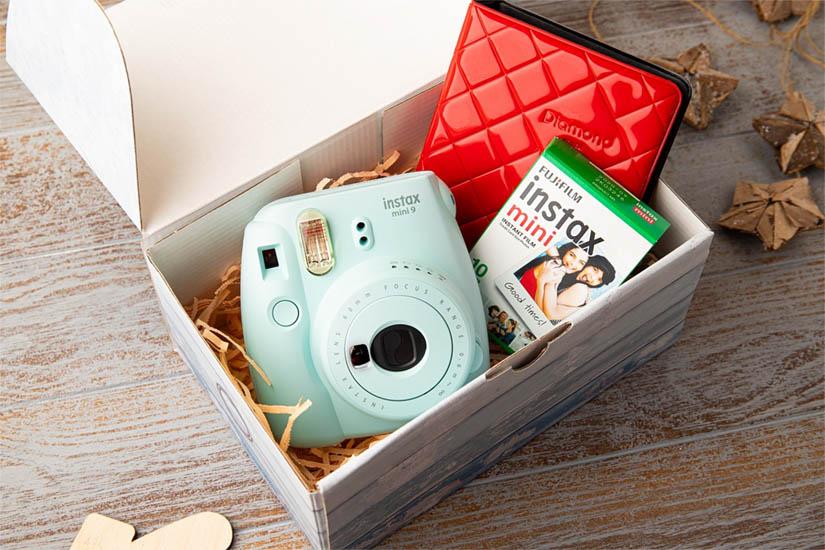 Картриджи для камеры Fujifilm Instax